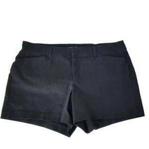 Old Navy Pixie Black Shorts Size 12 Cotton